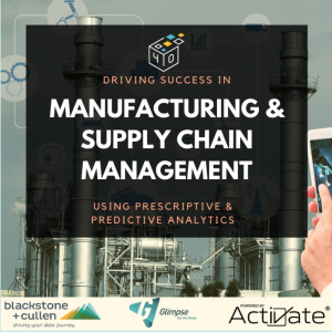 Webinar Manufacturing and Supply Chain Management