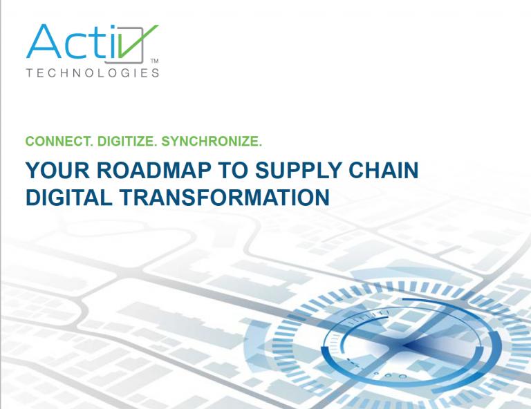 eBook-Roadmap to Supply Chain Digital Transformation
