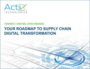 eBook: Roadmap to Supply Chain Digital Transformation
