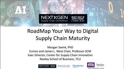 NextGen Supply Chain Conference