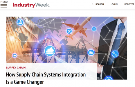 IndustryWeek Supply Chain Integration