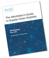Whitepaper: Hitchhikers Guide to Supply Chain Visibility