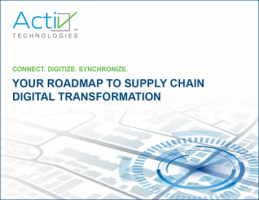 eBook: Roadmap to Supply Chain Digital Transformation